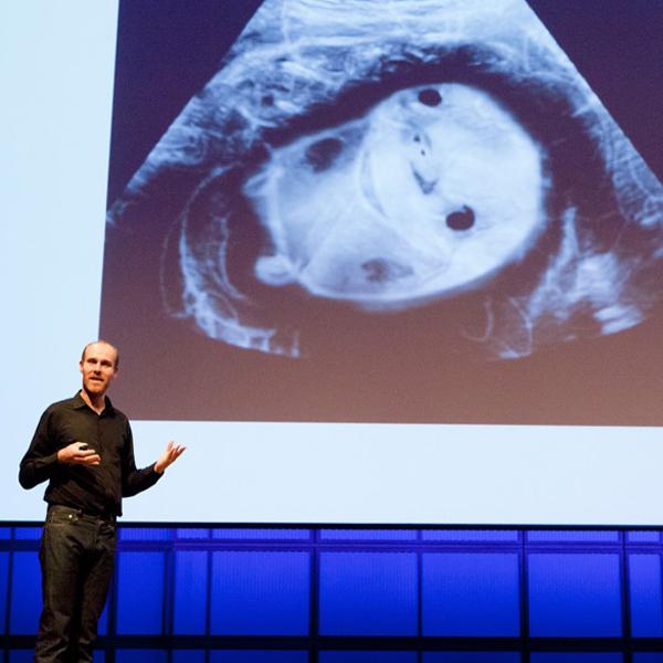 Erik Willer at ZKM