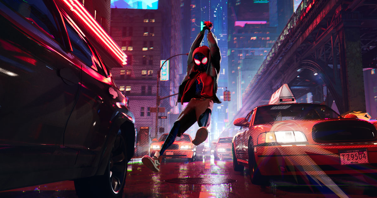 Justin K. Thompson: The Architect of Into the Spider-Verse